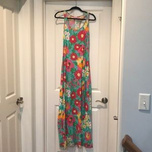 Lily Pulitzer Long Dress